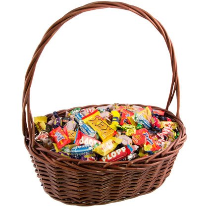 Julekurv Candy Mix, 3500 g