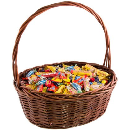 Julkorg Candy Mix, 5000 g