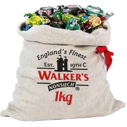 Hotte de Noël Les Chocolats de Walker, 100g