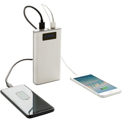 Powerbank Greyson, 10.000 mAh