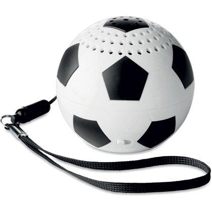 Diffusore audio portatile Soccer, 3W