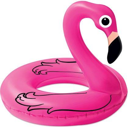 Puhallettava rantalelu Flamingo