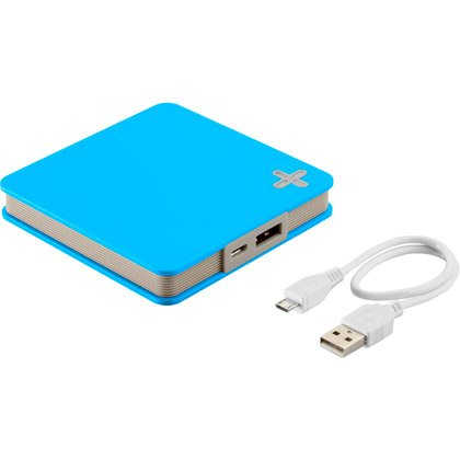 Powerbank Wesley, 5.200 mAh