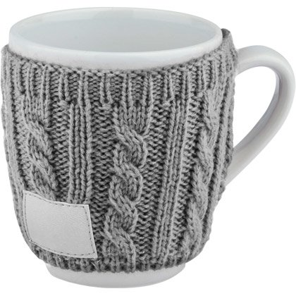 Tazza in ceramica Knit