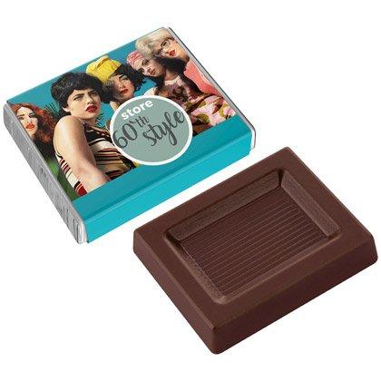 Schokoladentäfelchen Nox