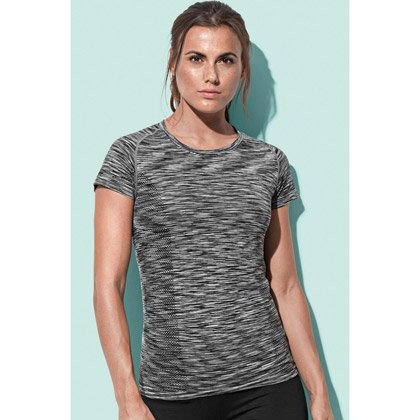 Stedman Ladies Active Seamless Raglan