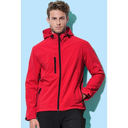 Stedman Active Softest Shell Hooded Jacket