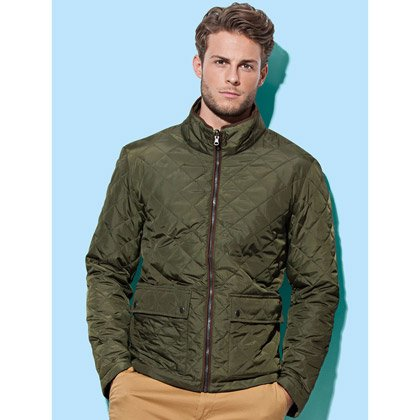 Stedman Active Quilted Jacket