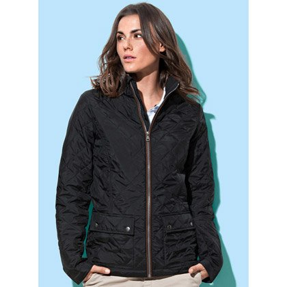 Stedman Ladies Active Quilted Jacket