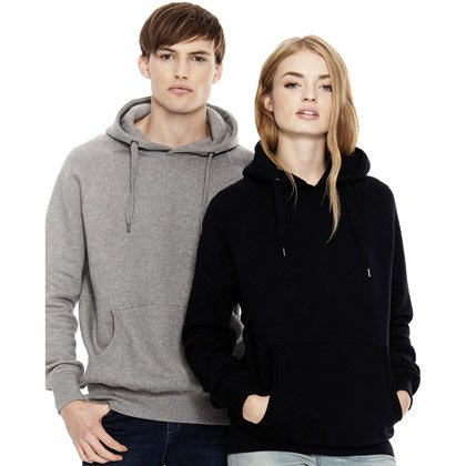 Continental Fairtrade Unisex Pullover Hoody