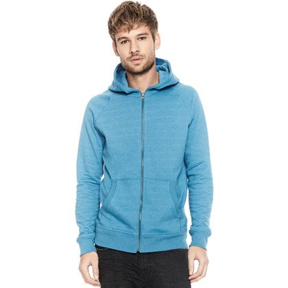Continental Unisex Zip-Up Hoody