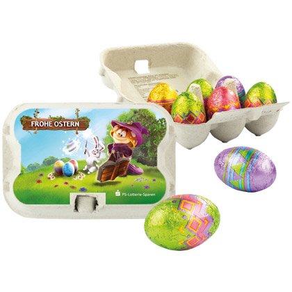 Scatola di uova Spring