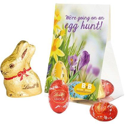 Pääsiäispussi Lindt Bunny