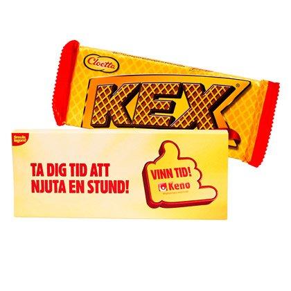 Cloetta Kexchoklad Box
