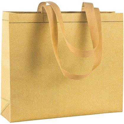 Non-woven-Einkaufstasche Glitter