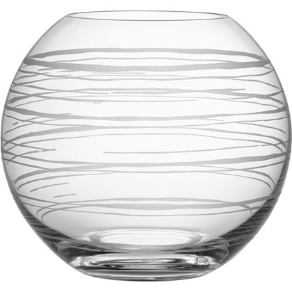 Orrefors Vase Graphic
