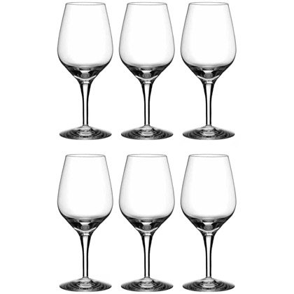Orrefors Sense All-around Glas, 6-pak