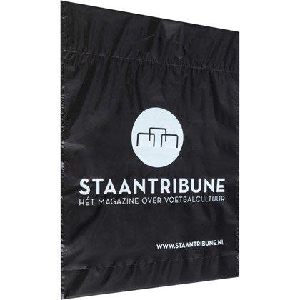 Plastiktüte Market 21 x 30 cm