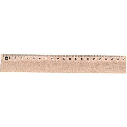 Linjal Sudbury, 20 cm