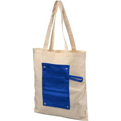 Borsa shopper in cotone Michigan