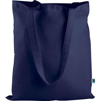 Borsa shopper in cotone Vera Fairtrade