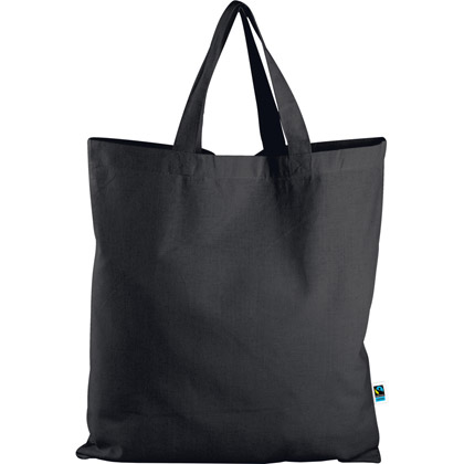 Borsa shopper in cotone Yoko Fairtrade