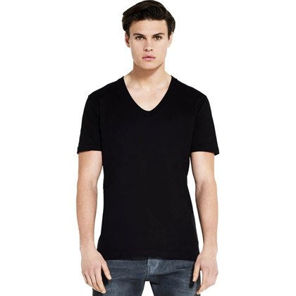 Continental Organic Men's V-neck T-shirt