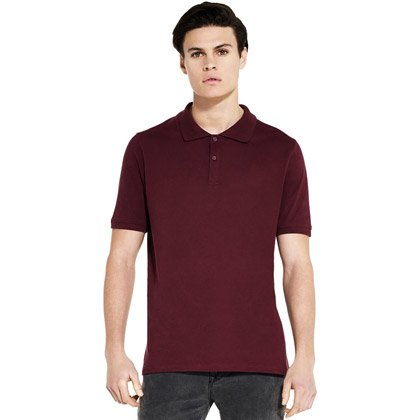 Continental Herren Slim-Cut Polo-Shirt