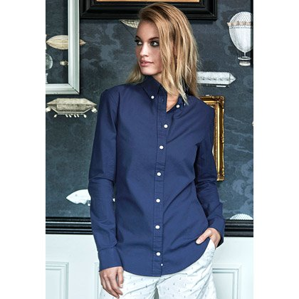 Tee Jays Ladies Perfect Oxford Shirt