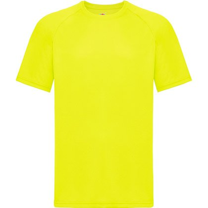 kirkkaan keltainen