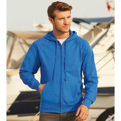 FOTL Lightweight Hooded Sweat Jacket