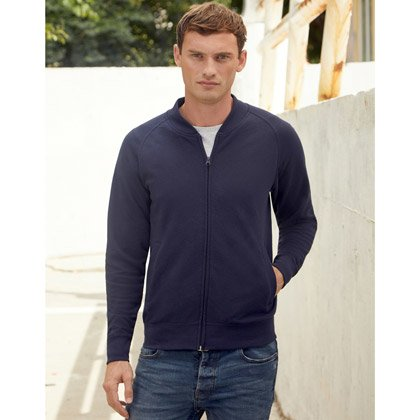 FOTL Lightweight Baseball Sweat Jacket