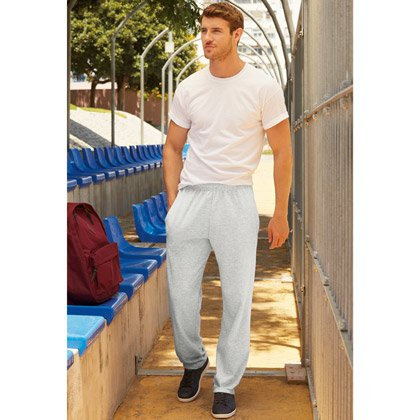 FOTL Lightweight Open Hem Jog Pants