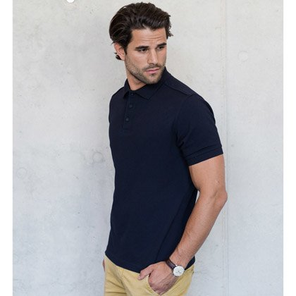 Russell Mens´s Tailored Stretch Polo 567M
