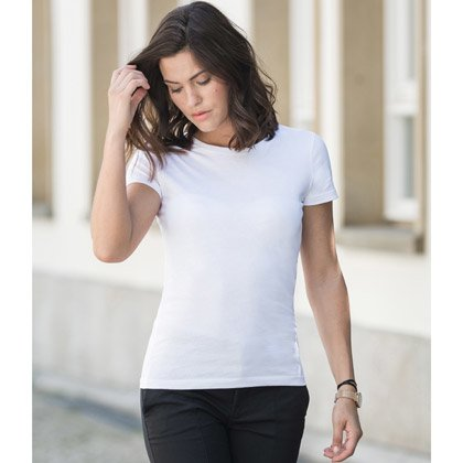 Russell Ladies Authentic Tee Pure Organic 108F
