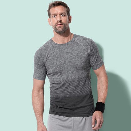 Stedman Active Seamless Raglan Flow