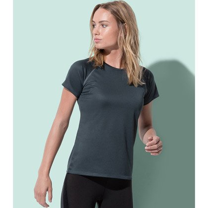 Stedman Ladies Active Team Raglan