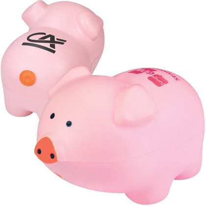 Stressipallo Pig