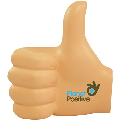 Stressboll Thumbs Up