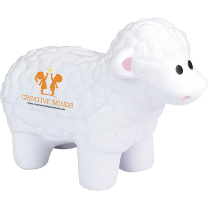 Stressboll Sheep