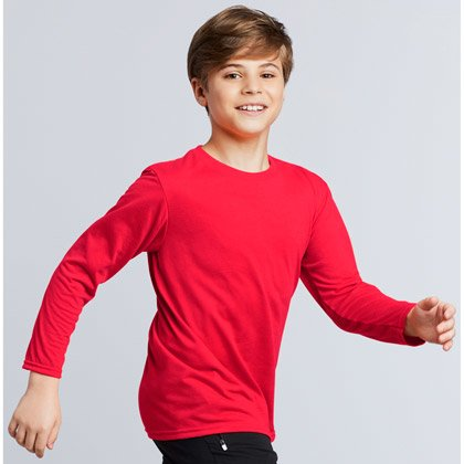 T-shirt Gildan Performance Long Sleeve Youth