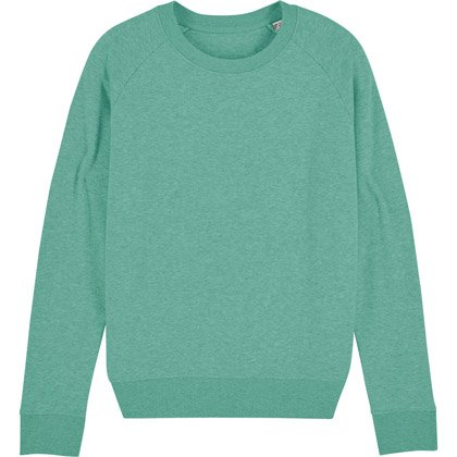 mid heather green