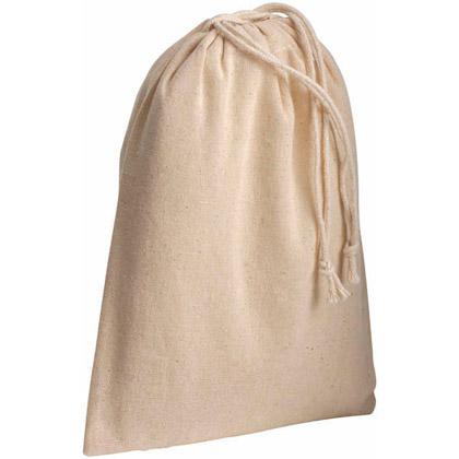 Sac en coton Galicia, 20 x 15 cm