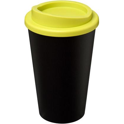 black/ lime