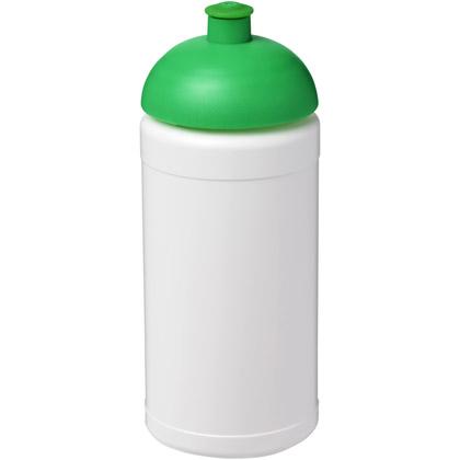 white/ green