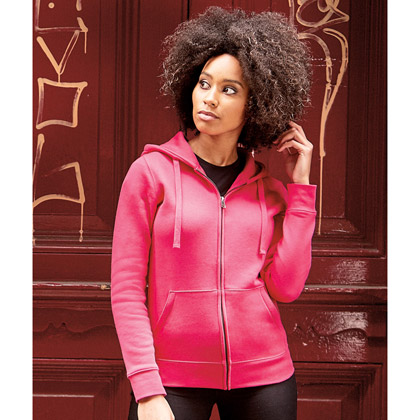 Russell Ladies´ Authentic Hooded Sweat 266F