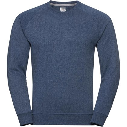 bright navy marl