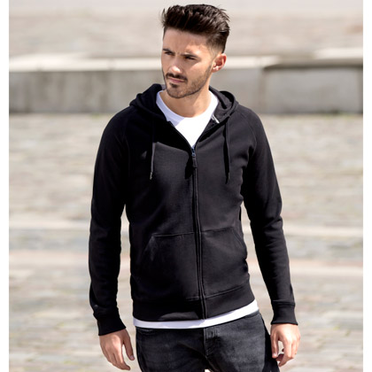 Russell Men´s HD Zipped Hood Sweat 284M