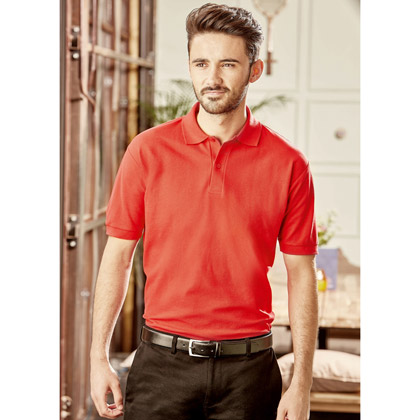 Russell Men´s Classic Polycotton Polo 539M