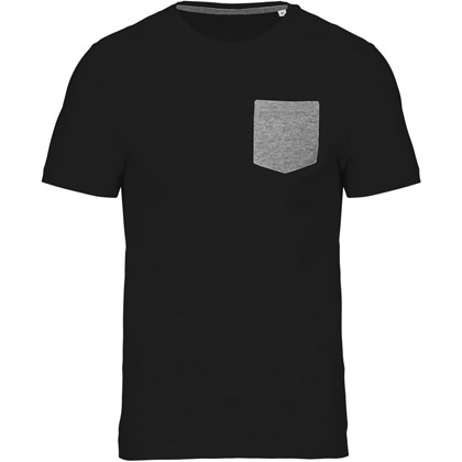 black/ grey heather